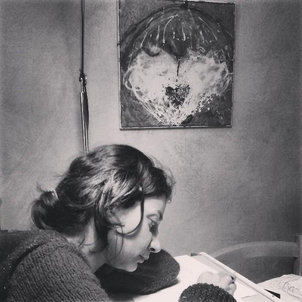Laura disegna, LC, 2013