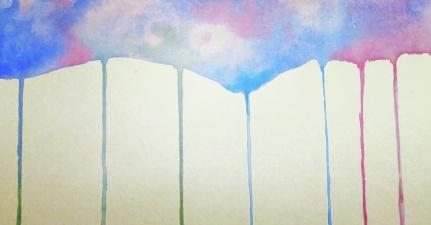 Cloud flowers, 2015
