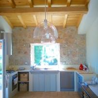 La cucina nella casa di Debora